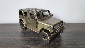 Model auta terenowego
